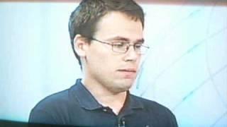 Wywiad Polskich Łowców Burz - Skywarn Polska dla SuperStacji 09.08.2010
