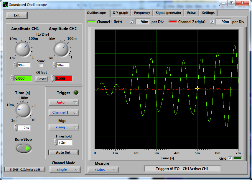 Software Scope For Audio Cards
