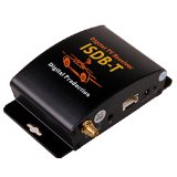 HitCar Dash DVD Car Monitor ISDB-T Digital TV Tuner with Antenna for South America (Brazil, Argentina, Chile£¬ETC)