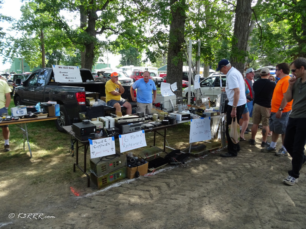 Hamfest - 65th Annual Berryville Virginia Hamfest  - August 2 2015_-10