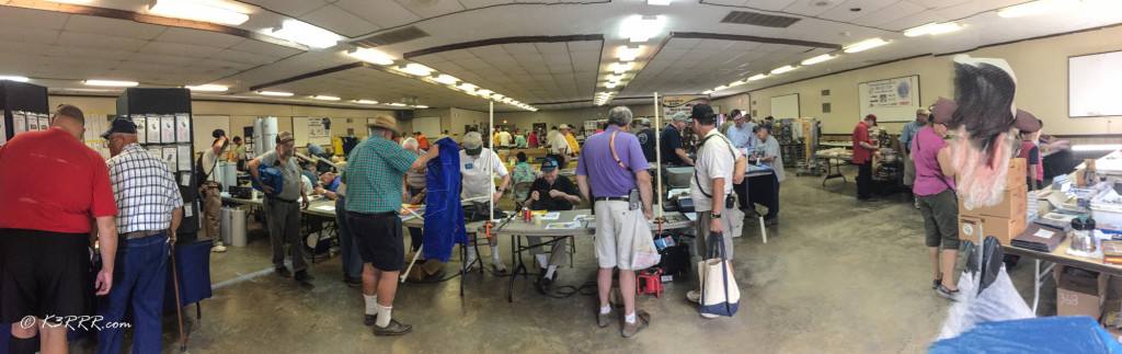 Hamfest - 65th Annual Berryville Virginia Hamfest  - August 2 2015_