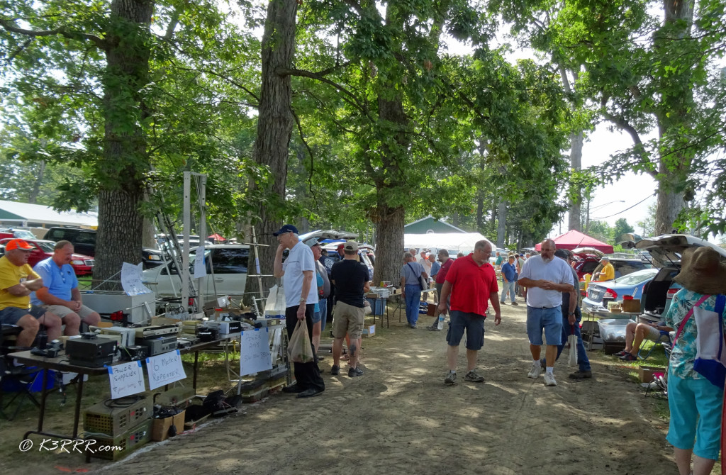Hamfest - 65th Annual Berryville Virginia Hamfest  - August 2 2015_-11