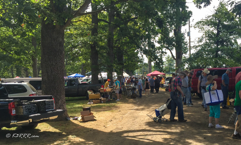 Hamfest - 65th Annual Berryville Virginia Hamfest  - August 2 2015_-12