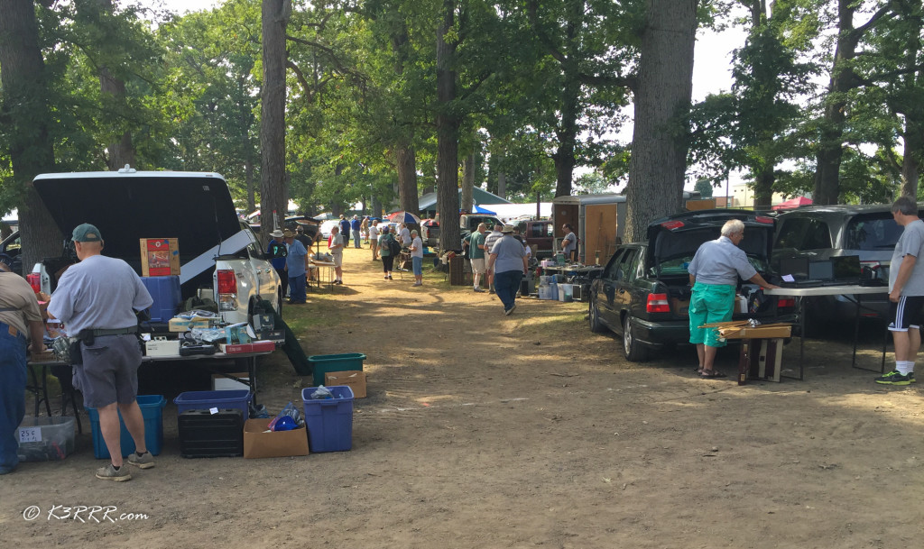 Hamfest - 65th Annual Berryville Virginia Hamfest  - August 2 2015_-13
