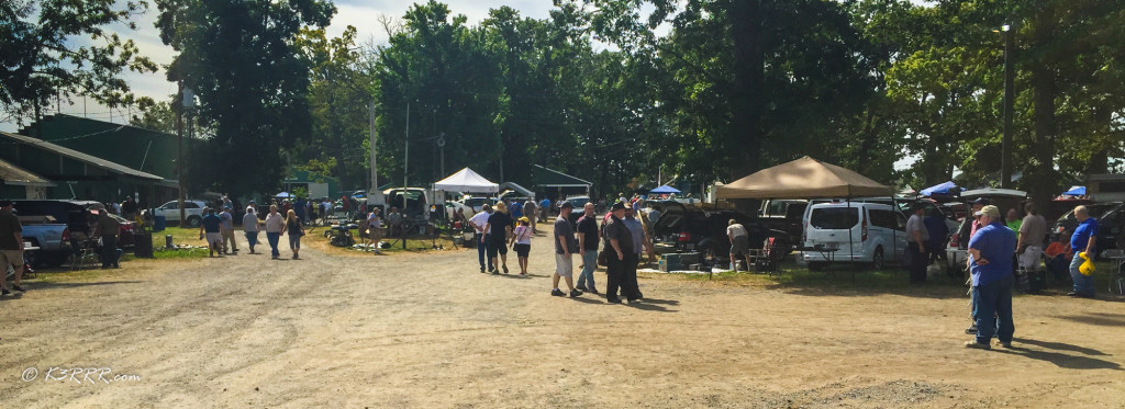 Hamfest - 65th Annual Berryville Virginia Hamfest  - August 2 2015_-16