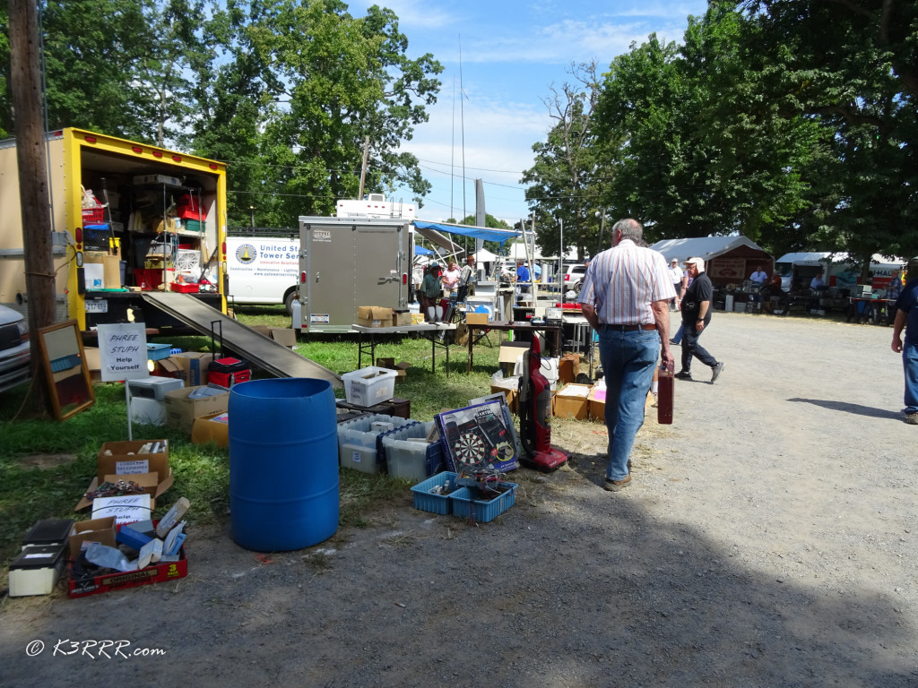 Hamfest - 65th Annual Berryville Virginia Hamfest  - August 2 2015_-4