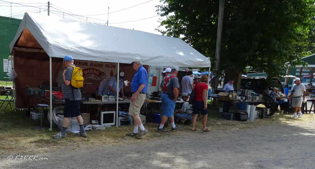 Hamfest - 65th Annual Berryville Virginia Hamfest  - August 2 2015_-6