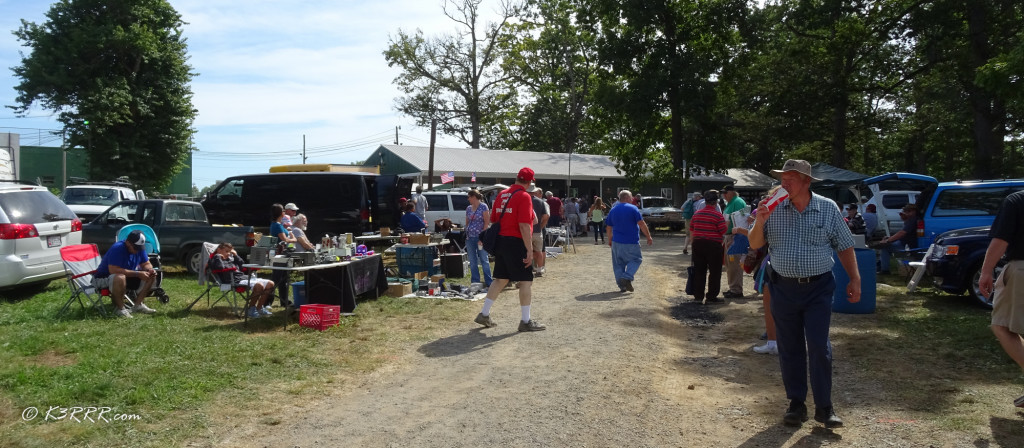 Hamfest - 65th Annual Berryville Virginia Hamfest  - August 2 2015_-9