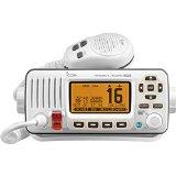 ICOM IC-M324G 22 Marine VHF Radio, with GPS, in White