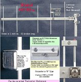 Arrow 440 MHz 5-Element Solid Antenna 440-5S