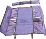 Arrow - Roll-Up Bag - Purple - Roll-up Bag is 26 inches long
