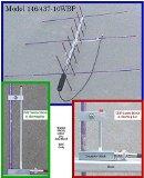 Arrow Handheld Satellite Beam 146/437-10WBP
