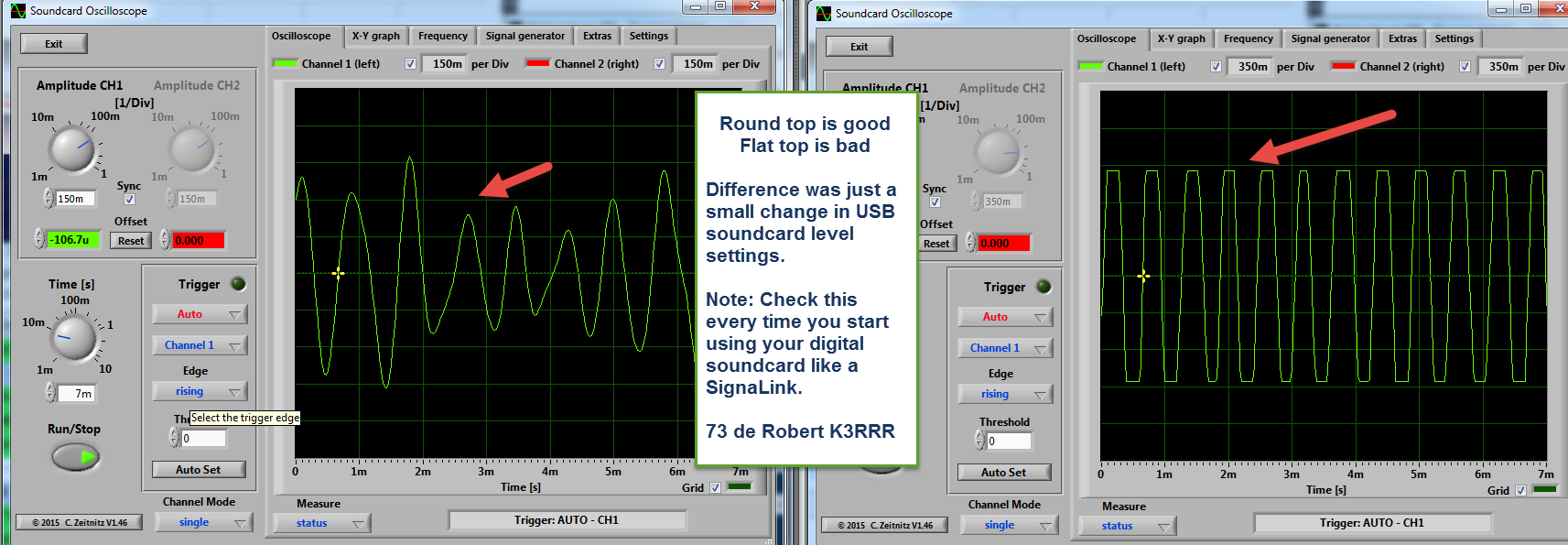 SDR – Get Maximum Decodes When Your Levels Are Right - Software