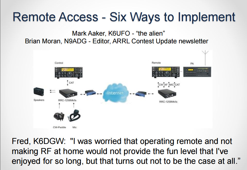 Remote access – six ways to implement