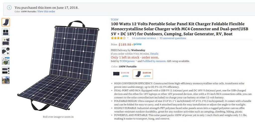 First Portable Solar Setup For Ham Radio - Bioenno Solar