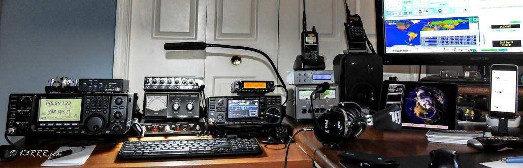 K3RRR - Kilo Three Triple R - Amateur Radio Station